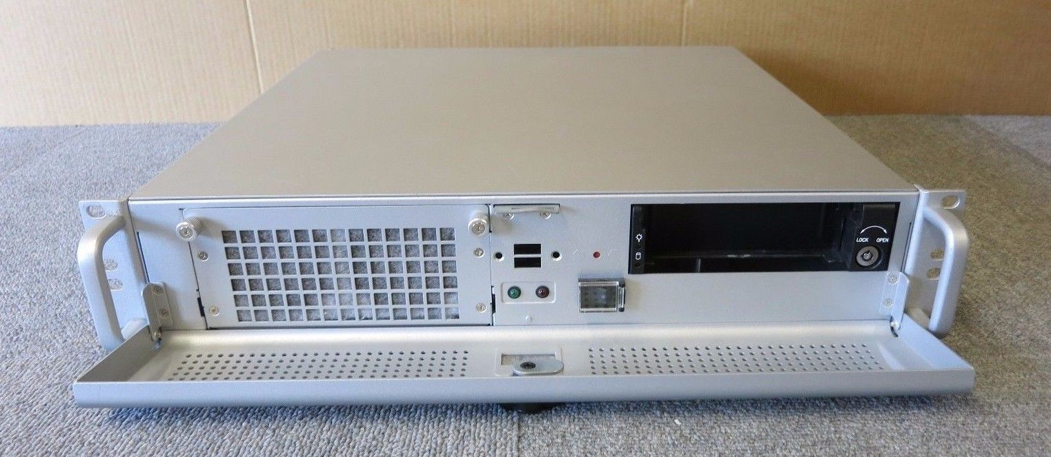 AREMO 2173P 19 2U Industrial Rack-Mount Chassis Only For PICMG Backplane